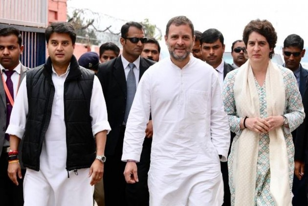 In UP, Congress Will Play On 'Front Foot', Form Govt In State: Rahul Gandhi
