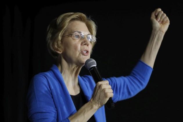 Trump May Not Even Be A Free Person In 2020: Democratic Senator Elizabeth Warren