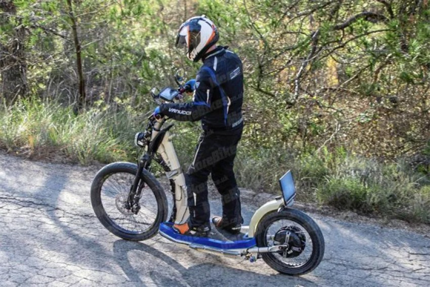KTM Working On A Millenial-Friendly Urban E-Scooter