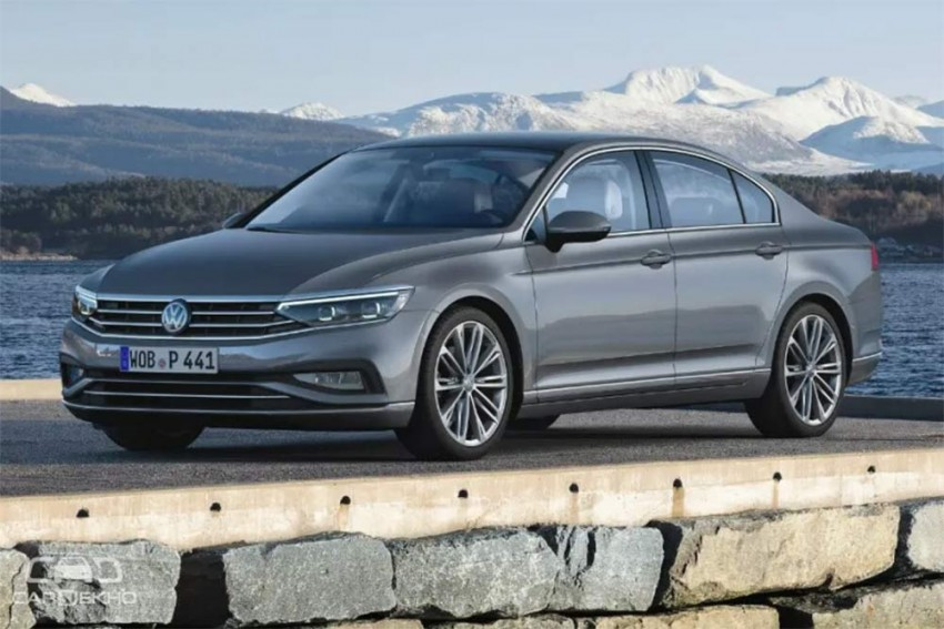 2019 Volkswagen Passat Revealed; Coming To India?