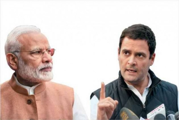 Rafale Row: Modi Committed Treason, Says Congress; Rahul Gandhi Working As 'Lobbyist', BJP Hits Back