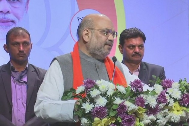 Amit Shah Says Modi Has Rock-Solid Support, Asks Opposition 'Who Is Your Leader?'