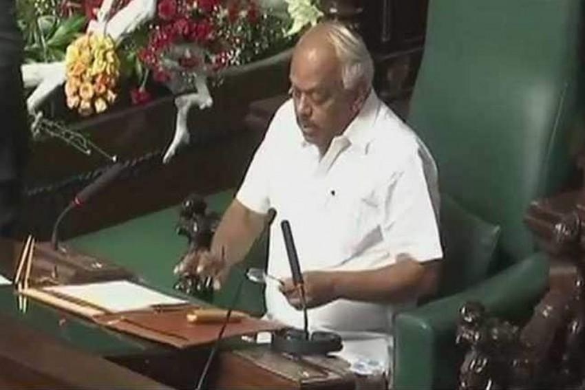 'Feel Like Rape Survivor,' Says Karnataka Speaker Amid 'Bribery' Audio Row