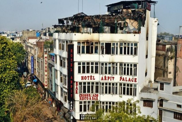 Delhi Hotel Where Fire Killed 17 Had No Smoke Alarm, Fire Exit Blocked: Fire Service Officials