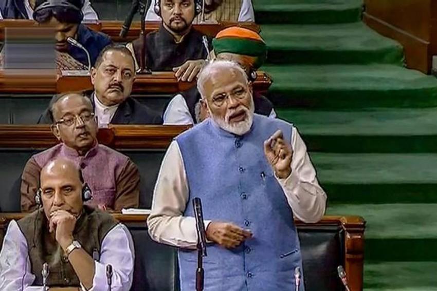 Modi Takes Potshots At Rahul Gandhi Over Rafale, Recalls Hug And Wink Episode