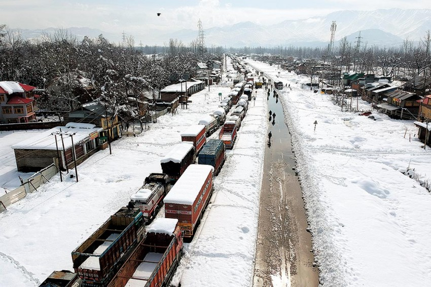 Jammu-Srinagar Highway: Annual Lifeline Choke