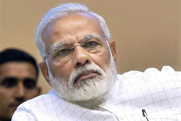 'Sacrifices Of Security Personnel Won't Go In Vain': PM Modi, Rajnath Singh Condemn Pulwama Terror Attack