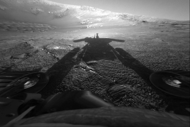 NASA Declares 15-Year-Long Opportunity Rover's Mission On Mars Over