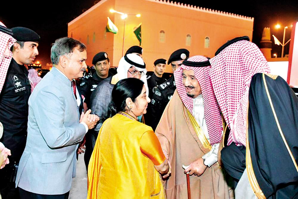 India-Saudi Ties: Diverse Patterns Of A Design