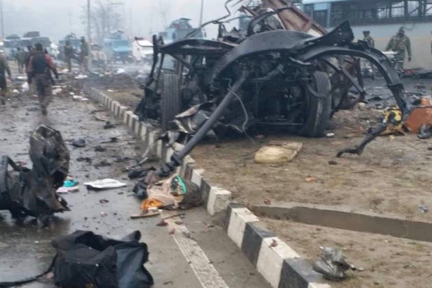 India Hits Out At Pak Over Pulwama Attack, Says Will Take All Necessary Steps To Safeguard National Security