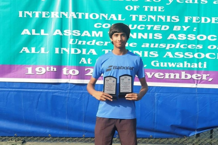16-Year-Old Aryaan Bhatia Becomes First Indian Tennis Player To Flunk Dope Test
