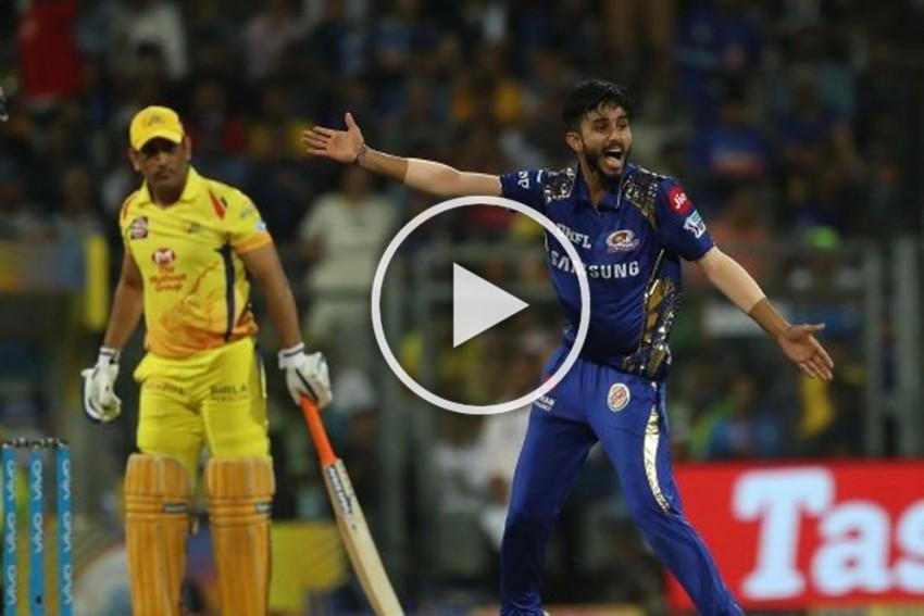 India Vs Australia: Who Is Mystery Spinner Mayank Markande?