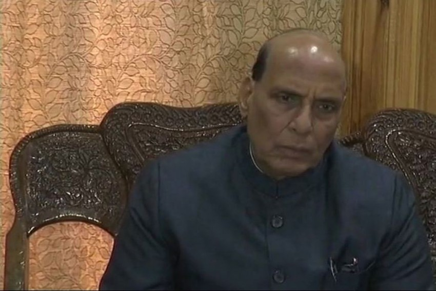 Security For Those Who Take Money From Pakistan And ISI To Be Reviewed, Says Rajnath