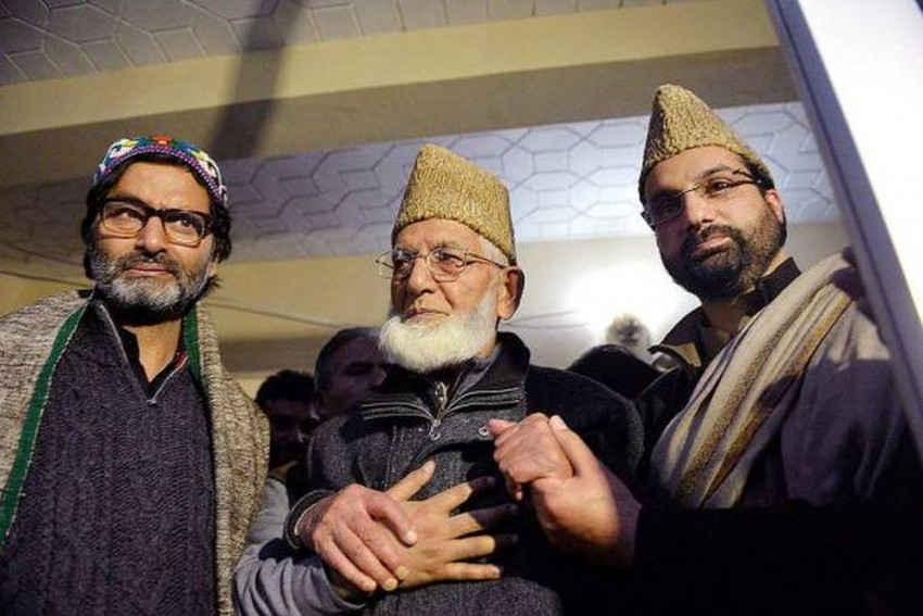 Regret Every Killing On Kashmiri Soil, Say Separatists Without Mentioning Pulwama
