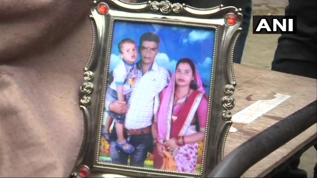Three Days After His Vacation Ended, Jawan's Family Waits For The Coffin