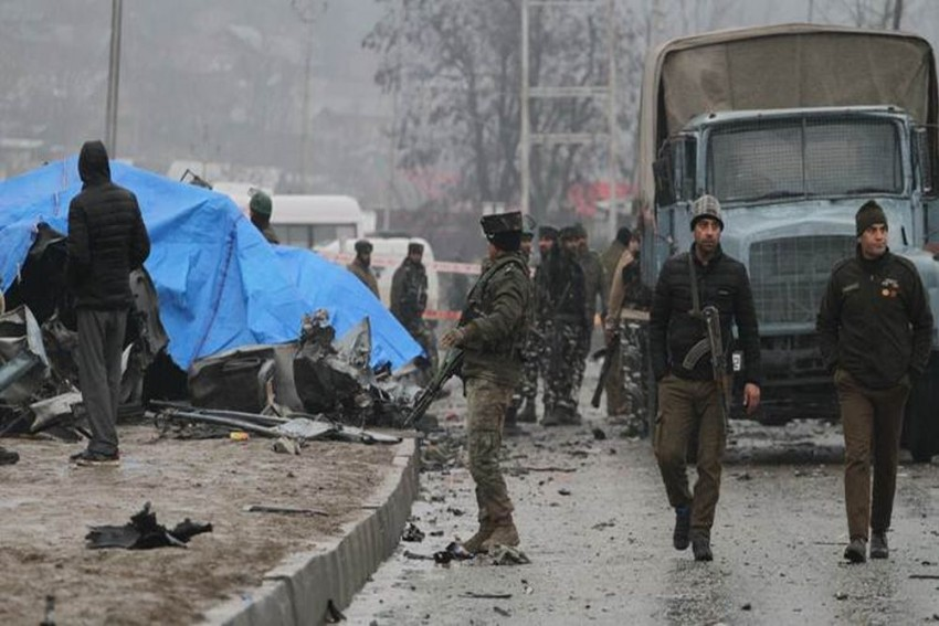 Days Ahead Of Pulwama Blast, Intelligence Warned Of Possible IED Attacks: Report