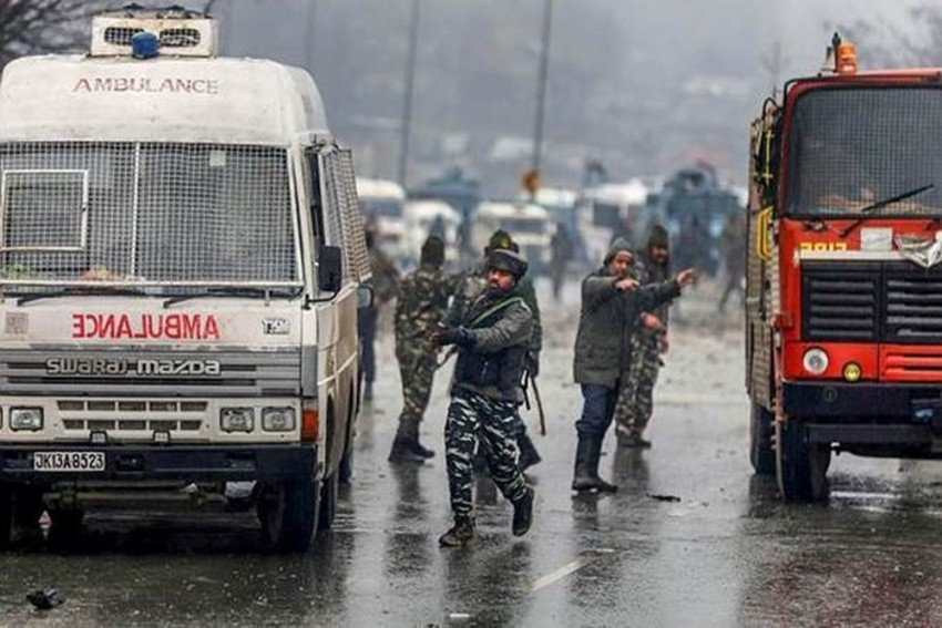 Pakistan Rejects 'Insinuation' Of Link To Pulwama Terror Attack