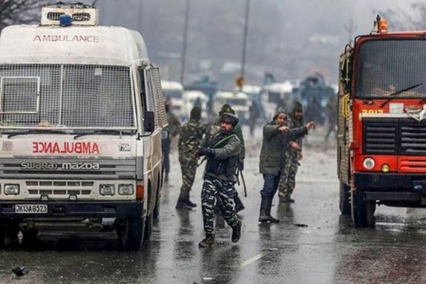 We Will Not Forget, We Will Not Forgive: CRPF On Pulwama Terror Attack