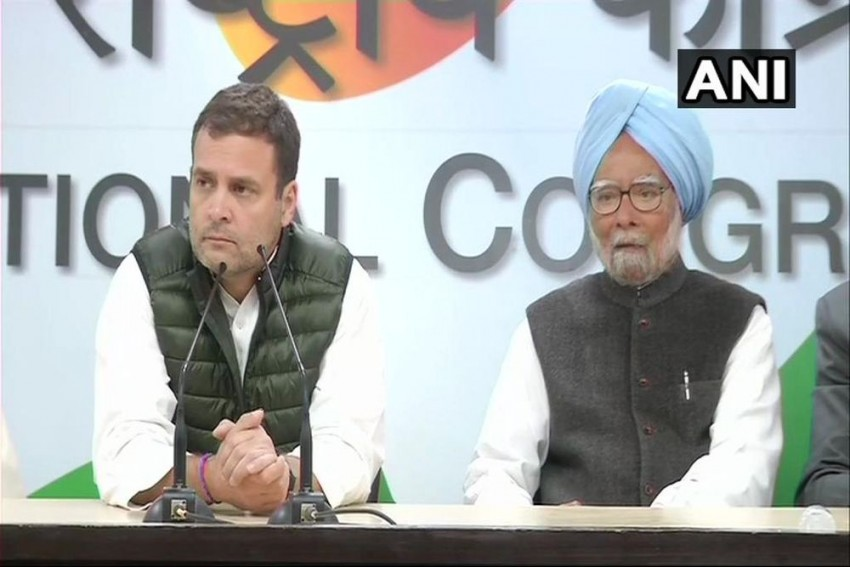 Pulwama Terror Attack: Entire Oppn Stands With Security Forces, Govt, Says Rahul Gandhi