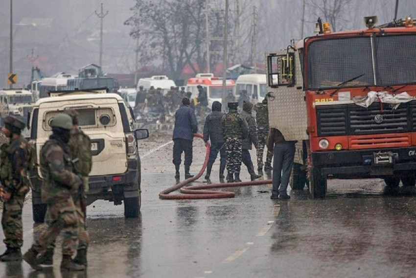 Jaish Terrorist Used 80 Kg High-Grade RDX In Pulwama Attack