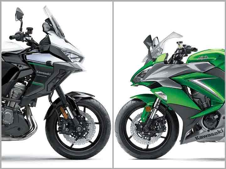 Is the Kawasaki Versys 1000 A Better Tourer Than The Ninja 1000 For India?