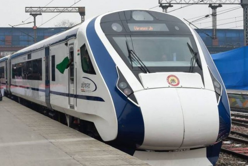 A Day After Its Launch, Vande Bharat Express, India's Fastest Train Breaks Down