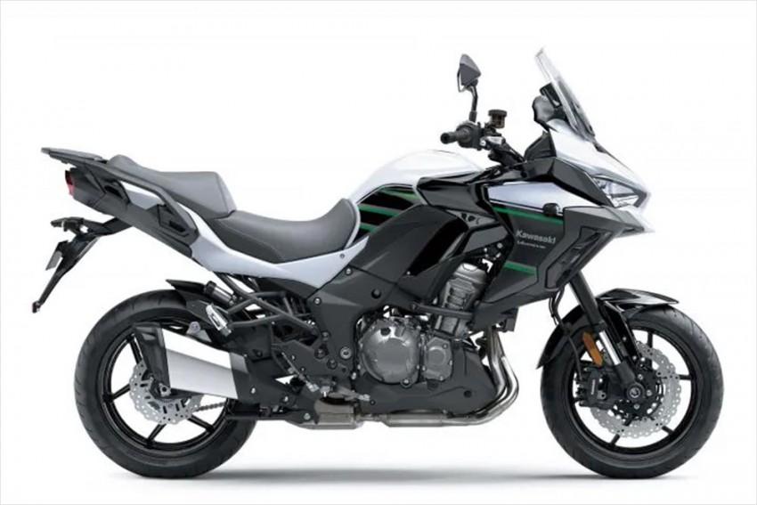 Kawasaki Launches Versys 1000 At A Stonking Price
