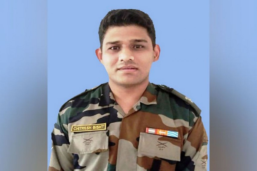 Army Major Killed While Defusing IED In J&K's Rajouri Was To Get Married Next Month