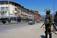 Curfew Continues In Jammu For Third Day