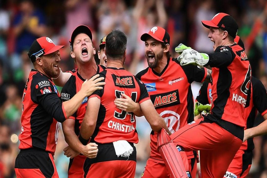 Melbourne Renegades Beat Crosstown Rivals Stars To Win Maiden BBL Title