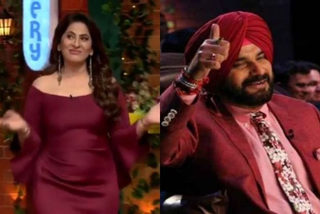 I Am Not A Permanent Replacement For Sidhu On 'The Kapil Sharma Show', Says Archana Puran Singh