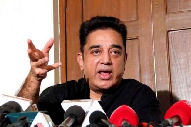 Kamal Haasan Terms PoK 'Azad Kashmir', Calls For Plebiscite in Kashmir