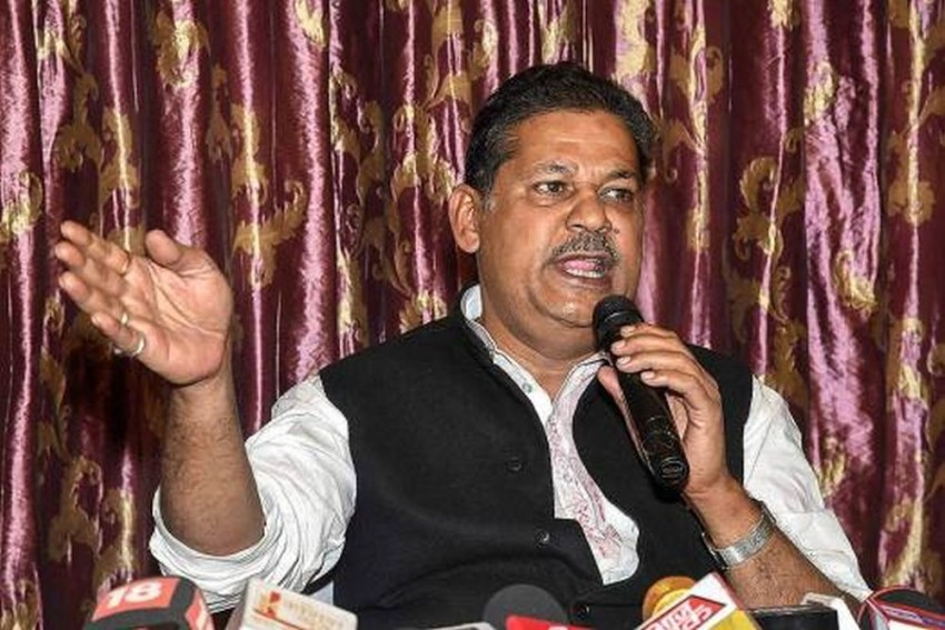 After Being Suspended From BJP, Kirti Azad Joins Congress