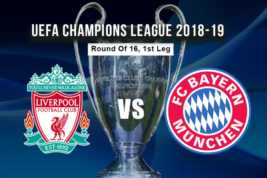 Liverpool Vs Bayern Munich: When And Where To Watch Champions League Round Of 16 Match?