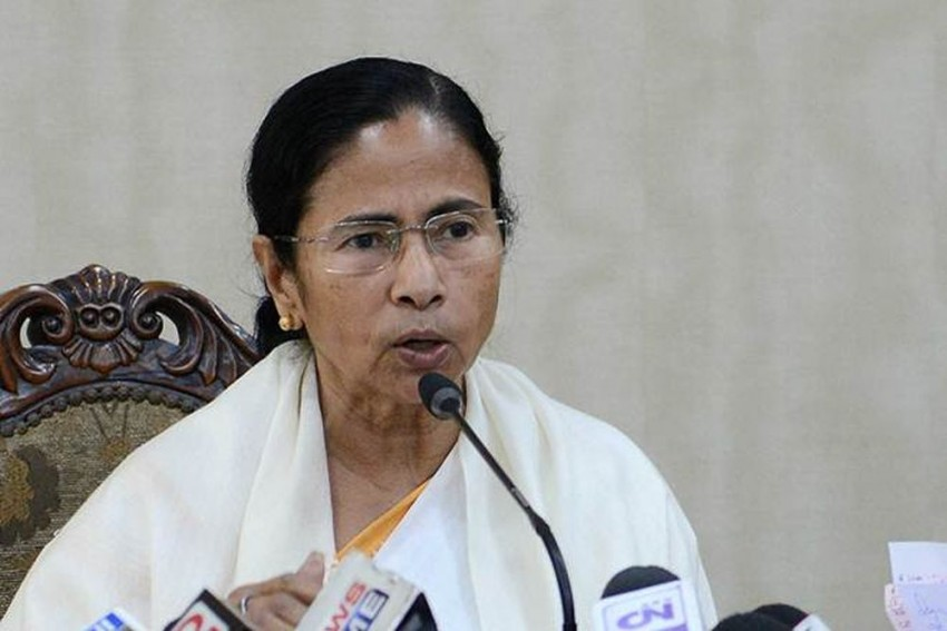 My Phone Is Being Tapped By Central Agencies: Mamata Banerjee