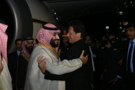 Saudi Arabia Signs Deal To Invest 20 Billion Dollars In Cash-Strapped Pakistan
