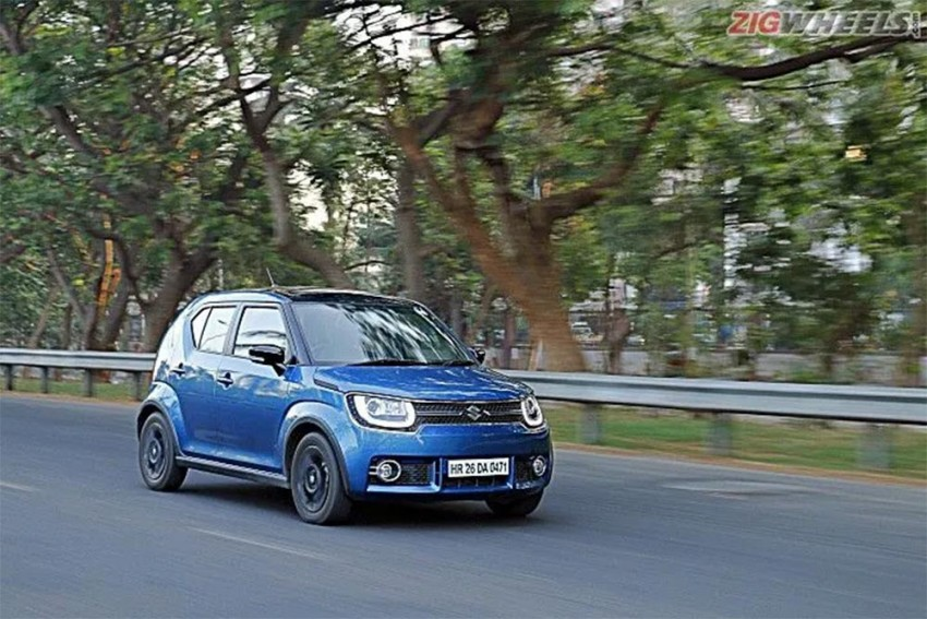 Maruti Ignis' Standard Safety Package To Be Updated This Month