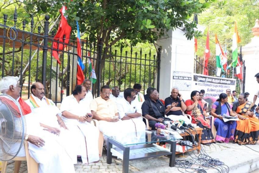 Puducherry CM Denies Kiran Bedi's Allegations Of 'Politically Motivated' Agitation