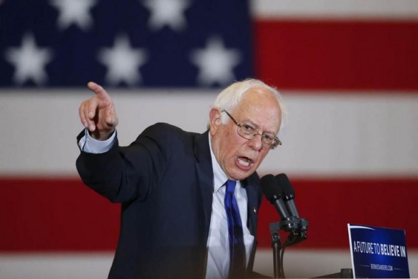 Bernie Sanders Announces Run For US Presidency In 2020