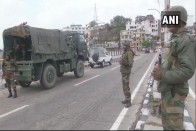 Curfew Continues In Jammu For Fifth Consecutive Day