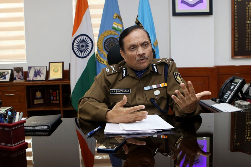 'A New Kind Of Threat': CRPF DG On Pulwama Terror Attack