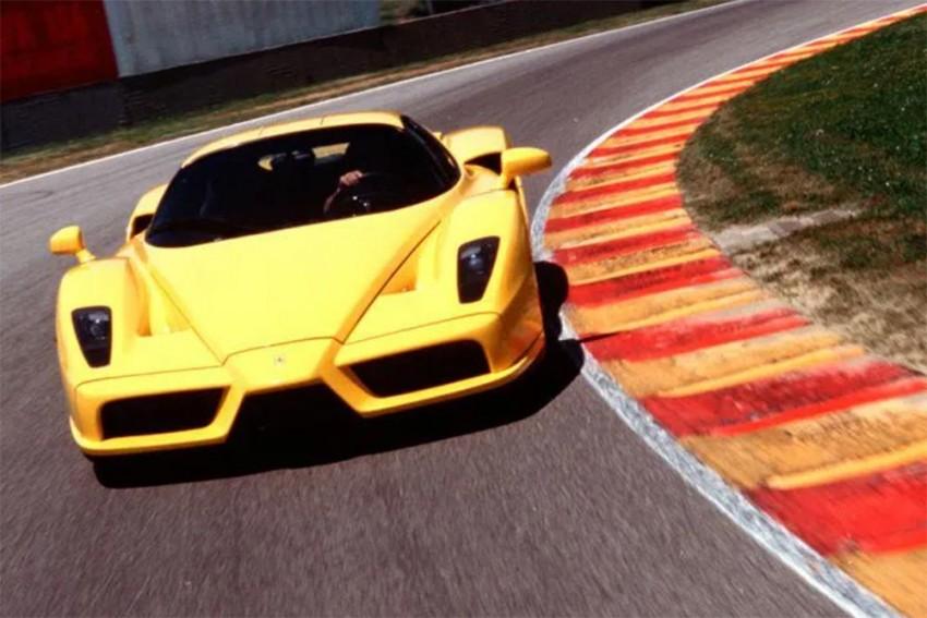 Enzo Ferrari : Love It, Hate It. You Can't Ignore It