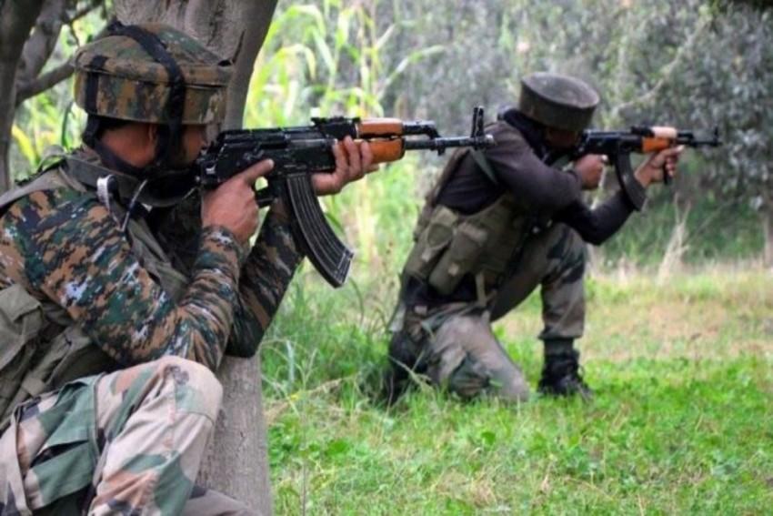 Pakistan Violates Ceasefire Along LoC In Jammu And Kashmir's Rajouri; India Retaliates