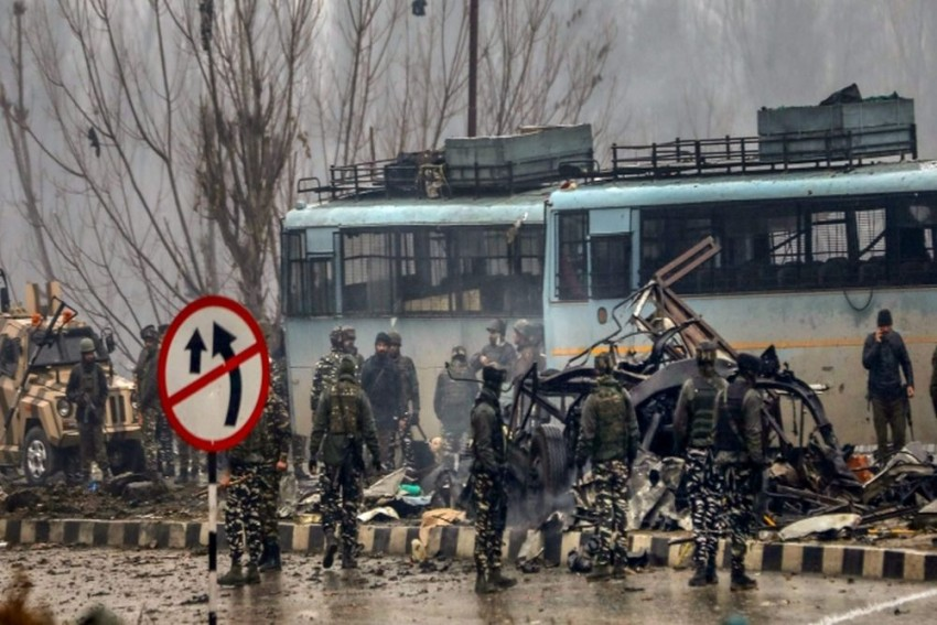 Pulwama Terror Attack Mastermind Ghazi Rasheed Killed In J&K Encounter