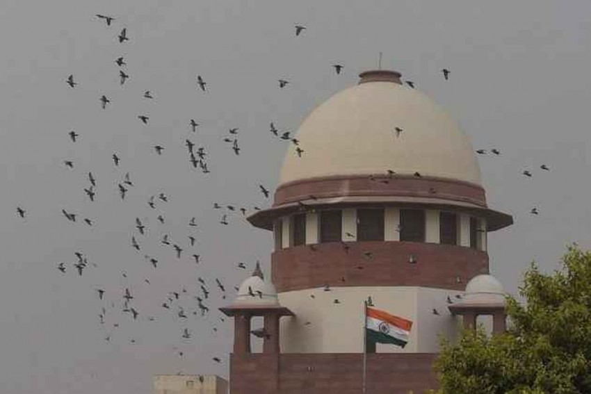 SC To Hear Petitions Challenging Amendment To SC/ST Law From March 26