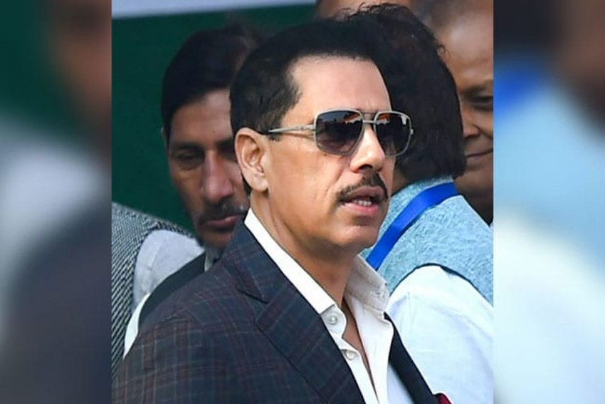 Robert Vadra Gets Anticipatory Bail In Money Laundering Case
