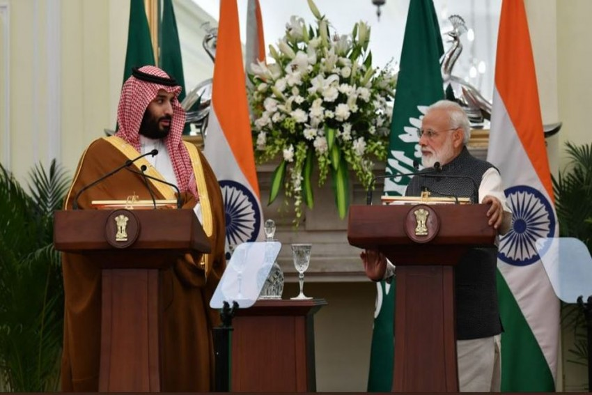 Extremism And Terrorism Are Our Common Concerns: Saudi Crown Prince During India Visit