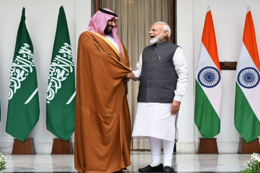 PM Modi, Saudi Crown Prince Hold Talks On Defence, Trade And Terrorism