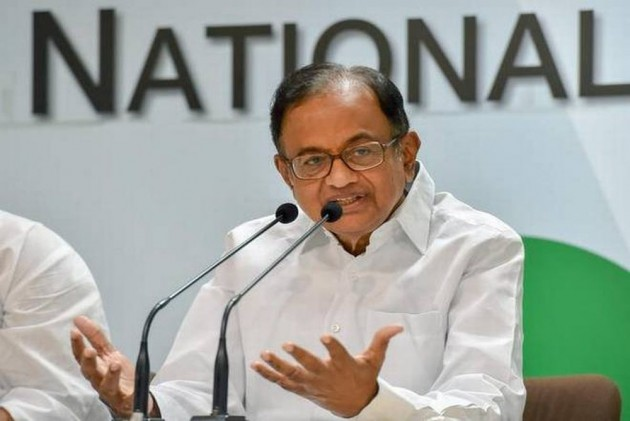 The Irony Is 'We Want Kashmir, But Not The Kashmiris': P Chidambaram