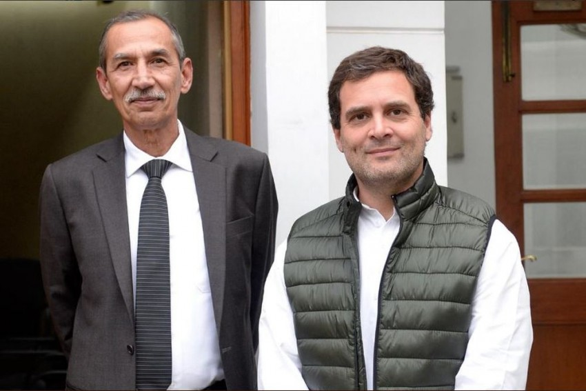 Congress Ropes In Surgical Strike Hero DS Hooda To Head Task Force On National Security